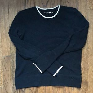 🚫🚫 sold! rag and bone black sweater